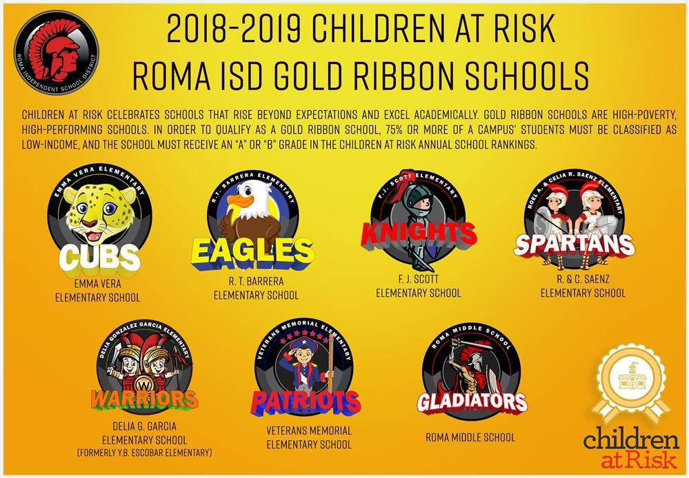 Roma Independent School District / Homepage