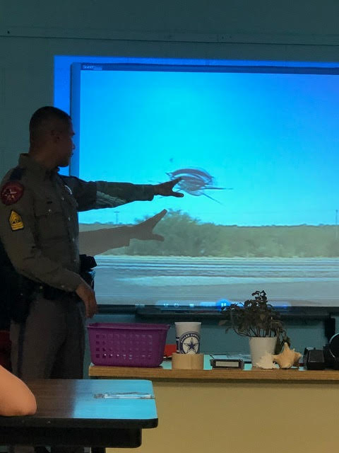 DPS Officer E. Estrada Presentation (Consequences)
