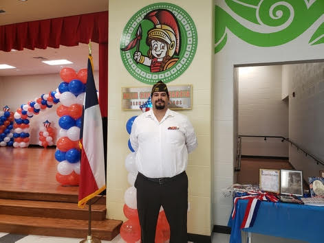 mr. garcia veteran assembly