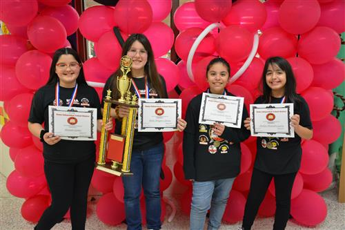 District Champions Battle of the Books