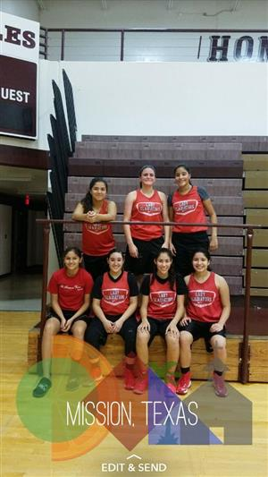 Roma Girls Basketball