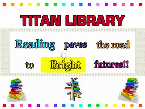 TITAN LIBRARY MARQUEE