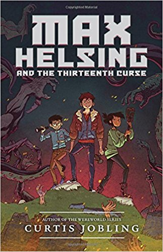 Max Helsing and the Thirteenth Curse Book Cover