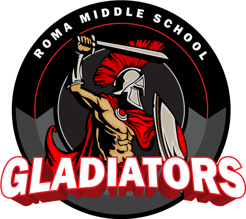 Roma Middle School Seal