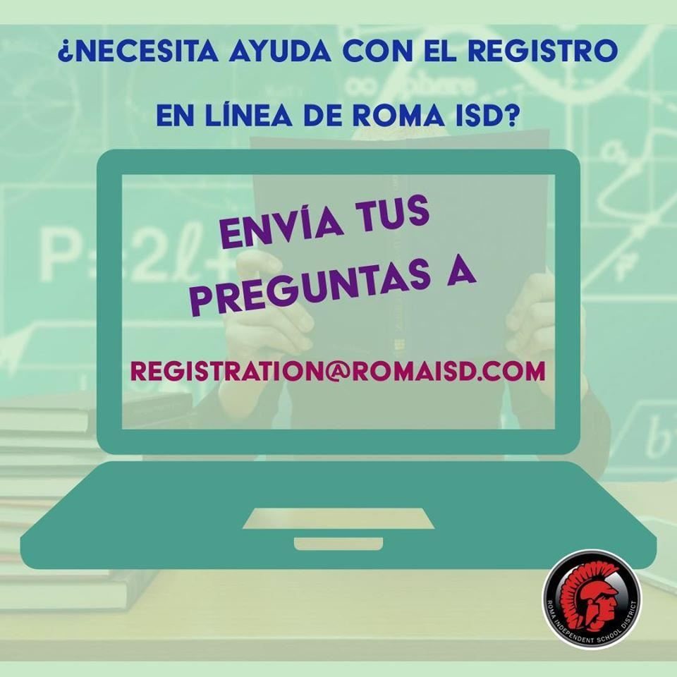 Registration Query Spanish