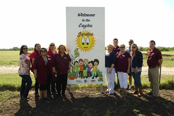 R.T. Barrera Elementary School Eagles Enjoy Harvest Day Celebration.