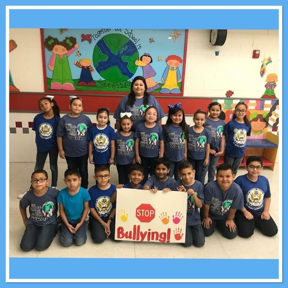 F.J. Scott Elementary School Anti-Bullying 2.