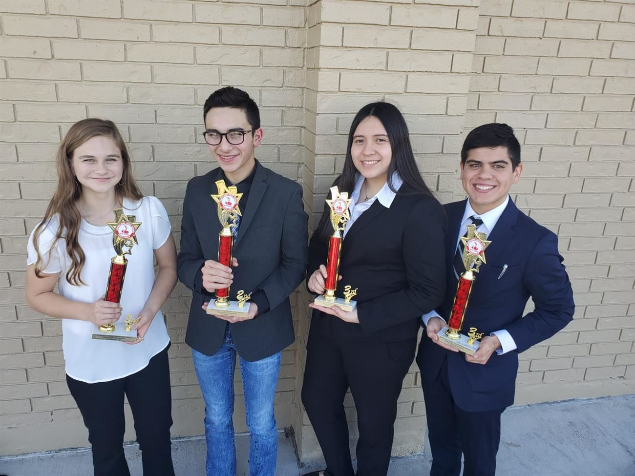 Roma High UIL Participants Place Well at Sharyland Meet