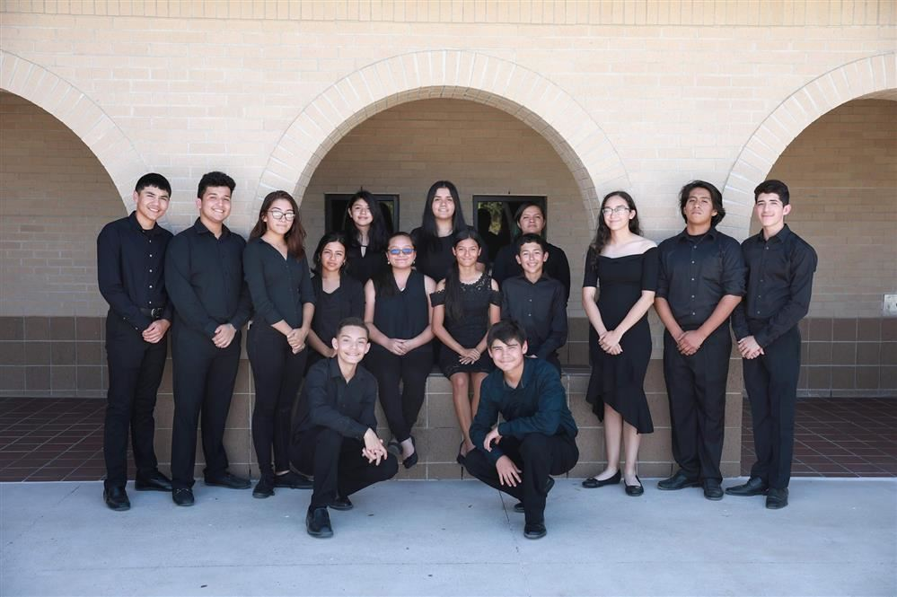 Roma High Percussion Ensemble Earns National Recognition