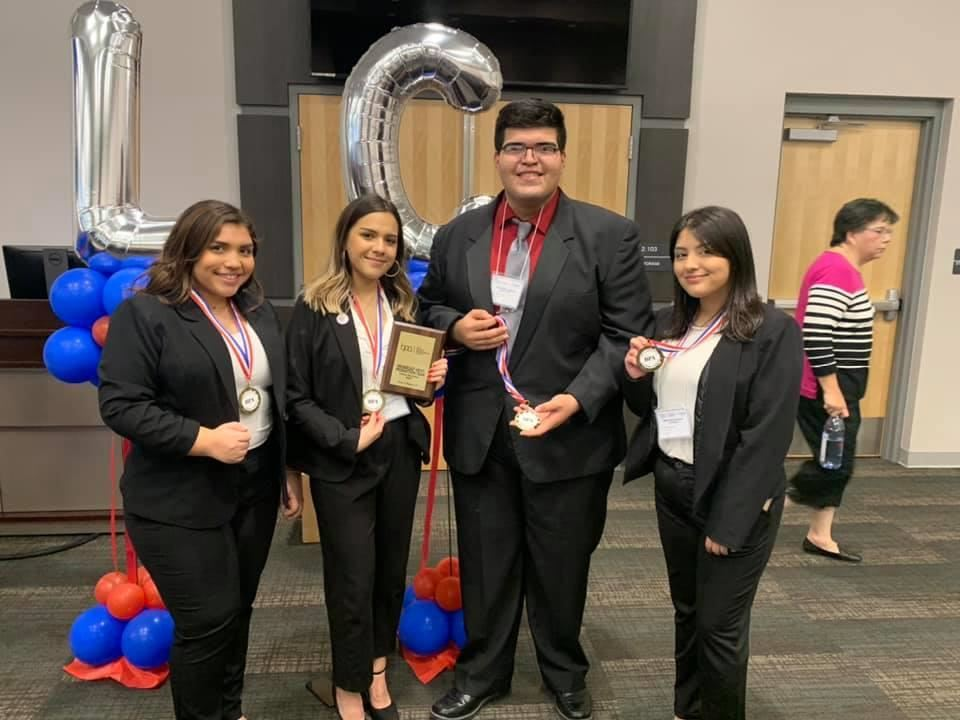 Two Roma High Gladiator Television Network Teams Headed to State Competition