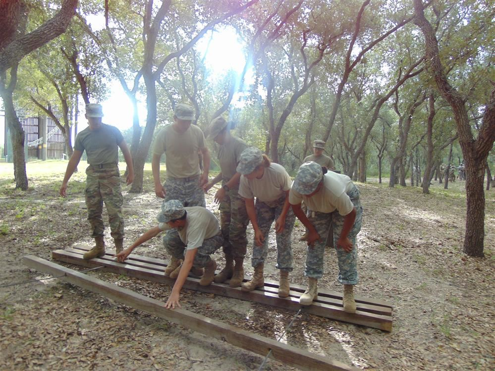 Roma High JROTC Program Joins in Training with Battalions from Across RGV