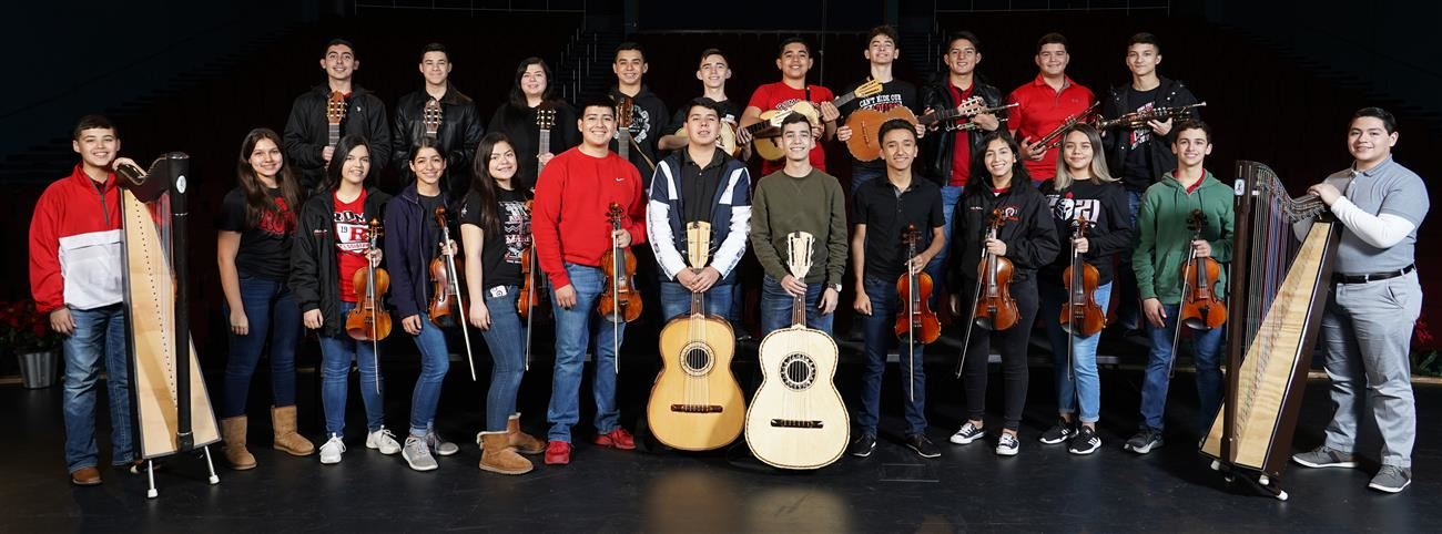 Roma High Mariachi Program Earns 20+ Spots in All-Region Mariachi