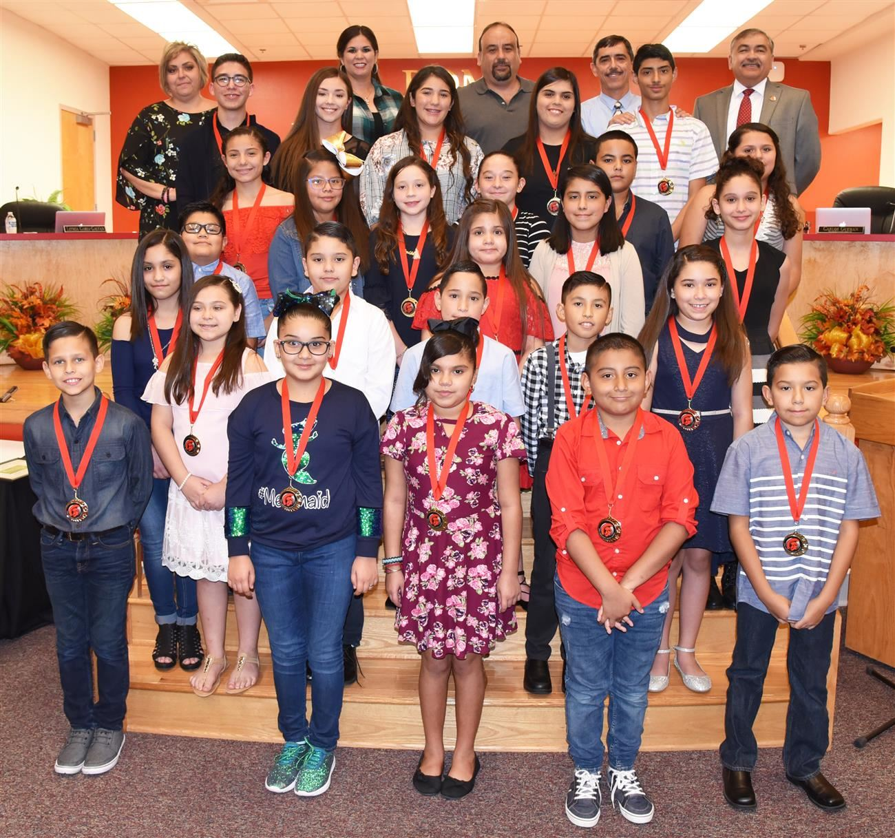 Roma ISD Announces October 2018 Wall of Fame Honorees