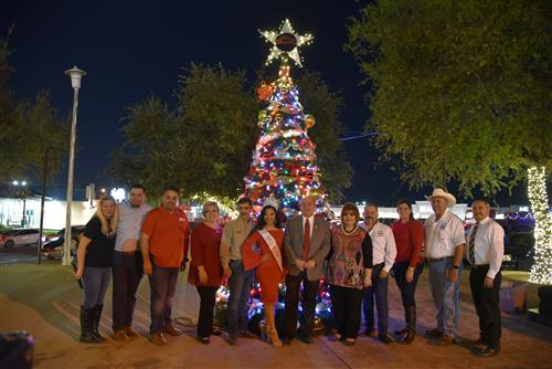 City of Roma, Roma ISD 3rd Holiday Kick-Off Celebration Draws Large Crowd