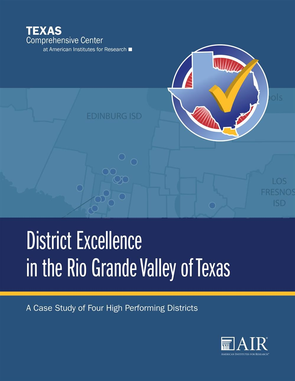 Roma ISD Highlighted in State Report on Excellence in the RGV