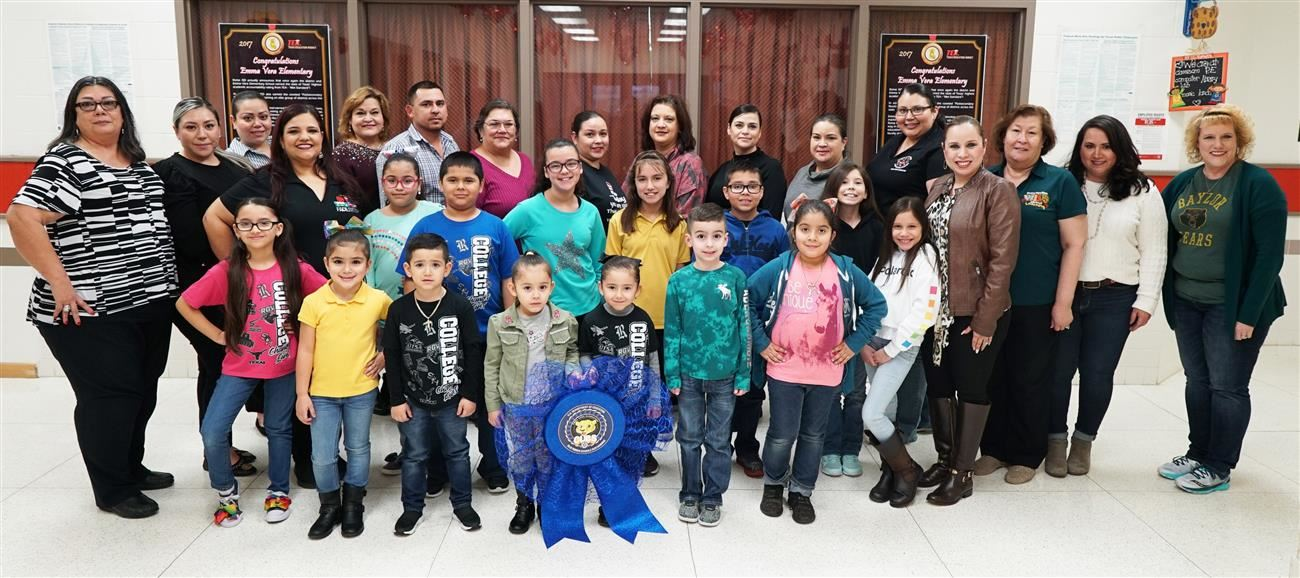 Roma ISD's Emma Vera Elementary School Named Blue Ribbon 2019 Nominee