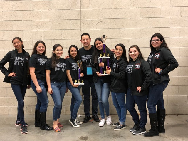 Roma High Folkloric Dance Team Takes Home Top Prizes from STC Competition