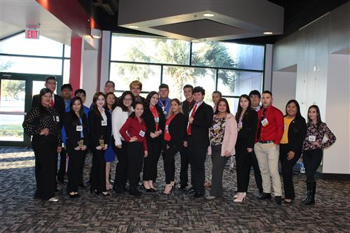 Roma High Students Perform Well at BPA Competition
