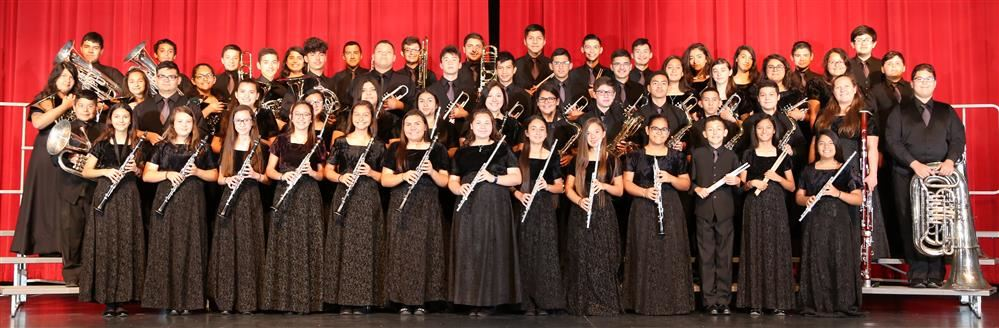 Roma Middle School Band Earns National Award