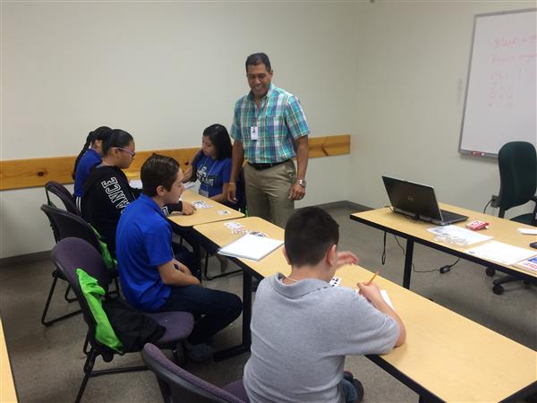 Roma ISD Students Attend STC TexPREP Program