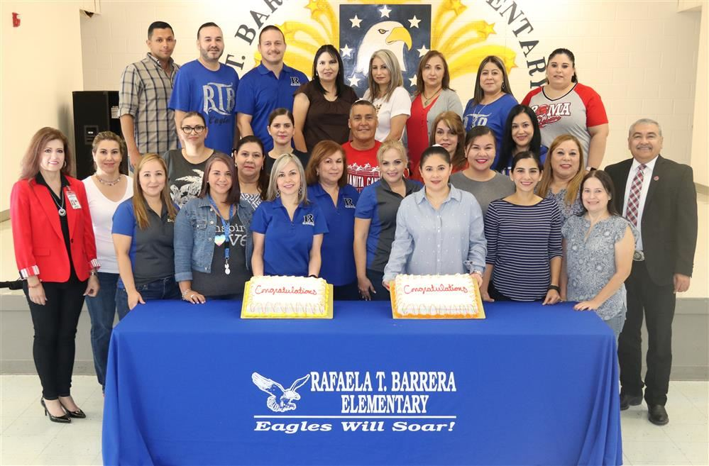 Two Roma ISD Schools Named Texas Honor Roll STEM Schools