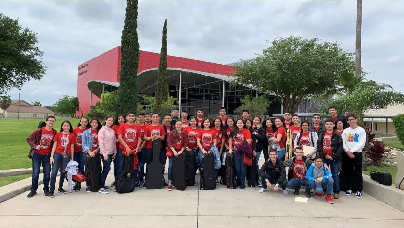 Roma ISD Mariachi Program Students Selected for TMEA All-Region Mariachi
