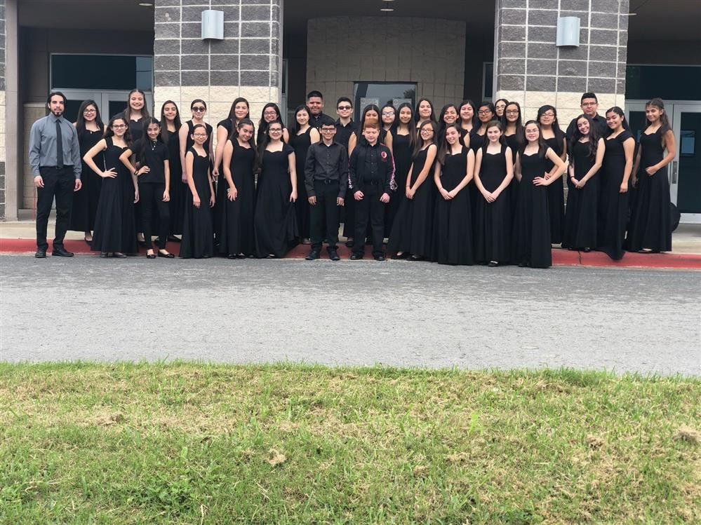 Roma ISD Middle School Orchetra Program Shines at UIL Comp.