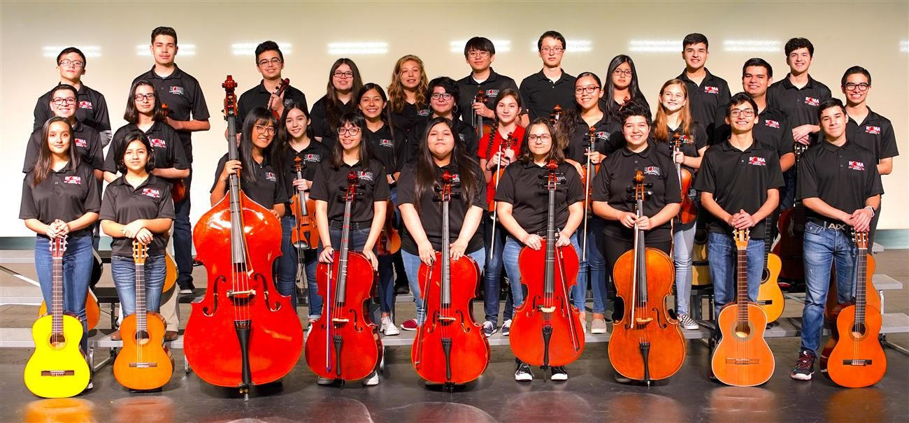 Roma High Orchestra, Guitar Students Advanced to State Solo and Ensemble Competition