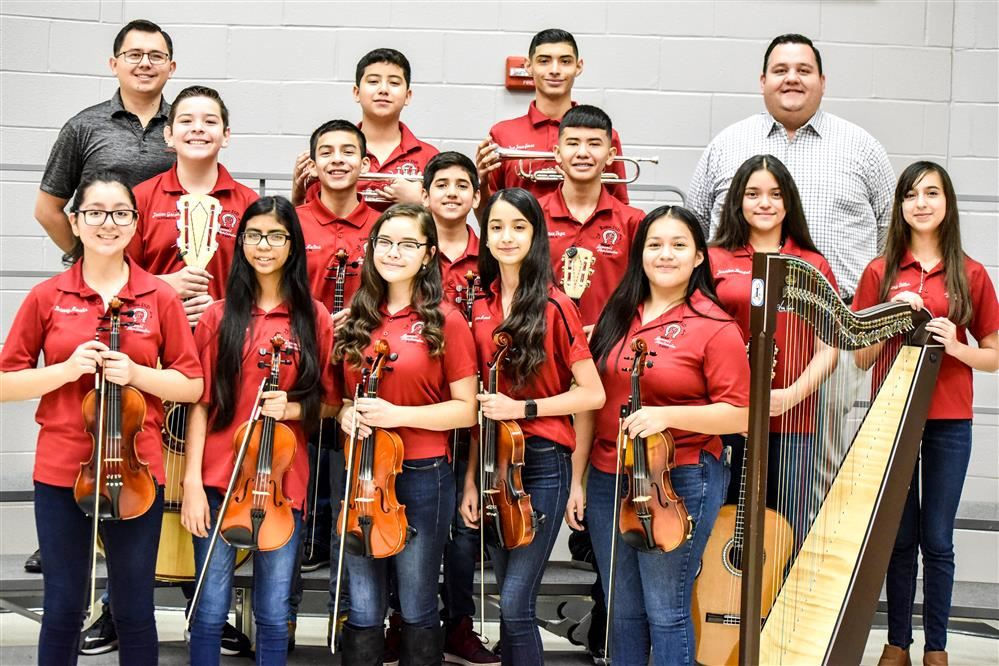 Roma ISD Middle School Mariachi Program Students Earn All-Region Honors