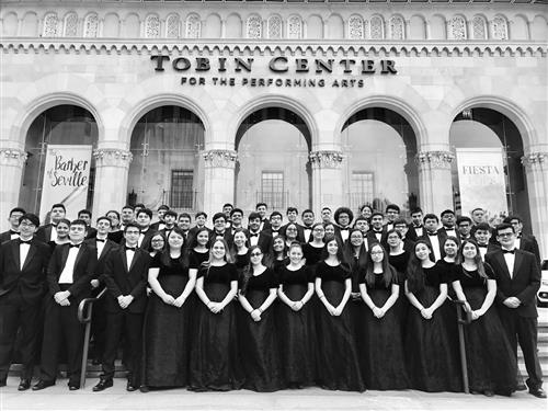 Roma High School Symphonic Winds Advances to TMEA 5A State Honor Band Competition