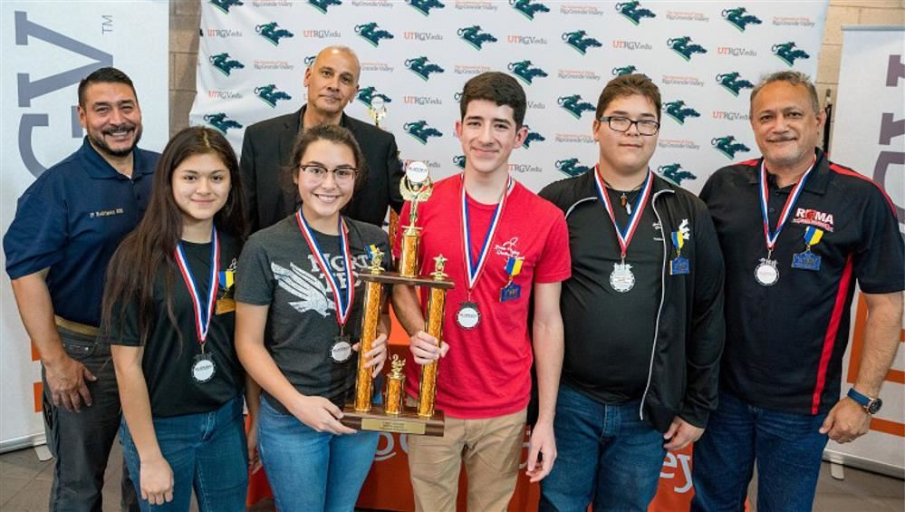 Roma High Robotics Team Qualifies for National Sea Perch Competition