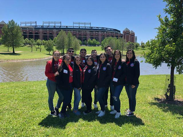 Roma High Student Council Shines at State Convention